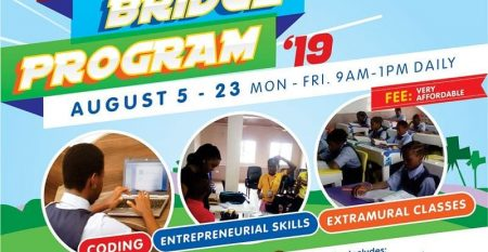 Summer Bridge August 2019 Flyer